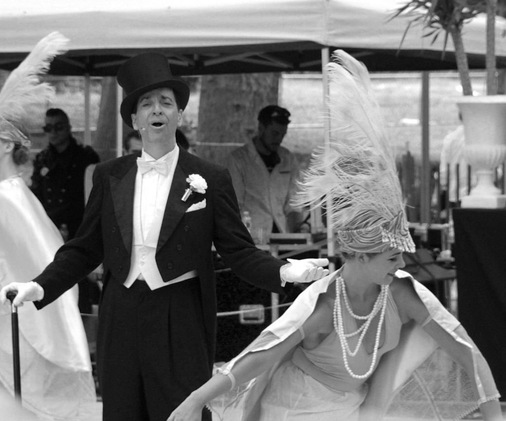 new york city governor's island jazz age party august 18 black white dreamland follies with singer