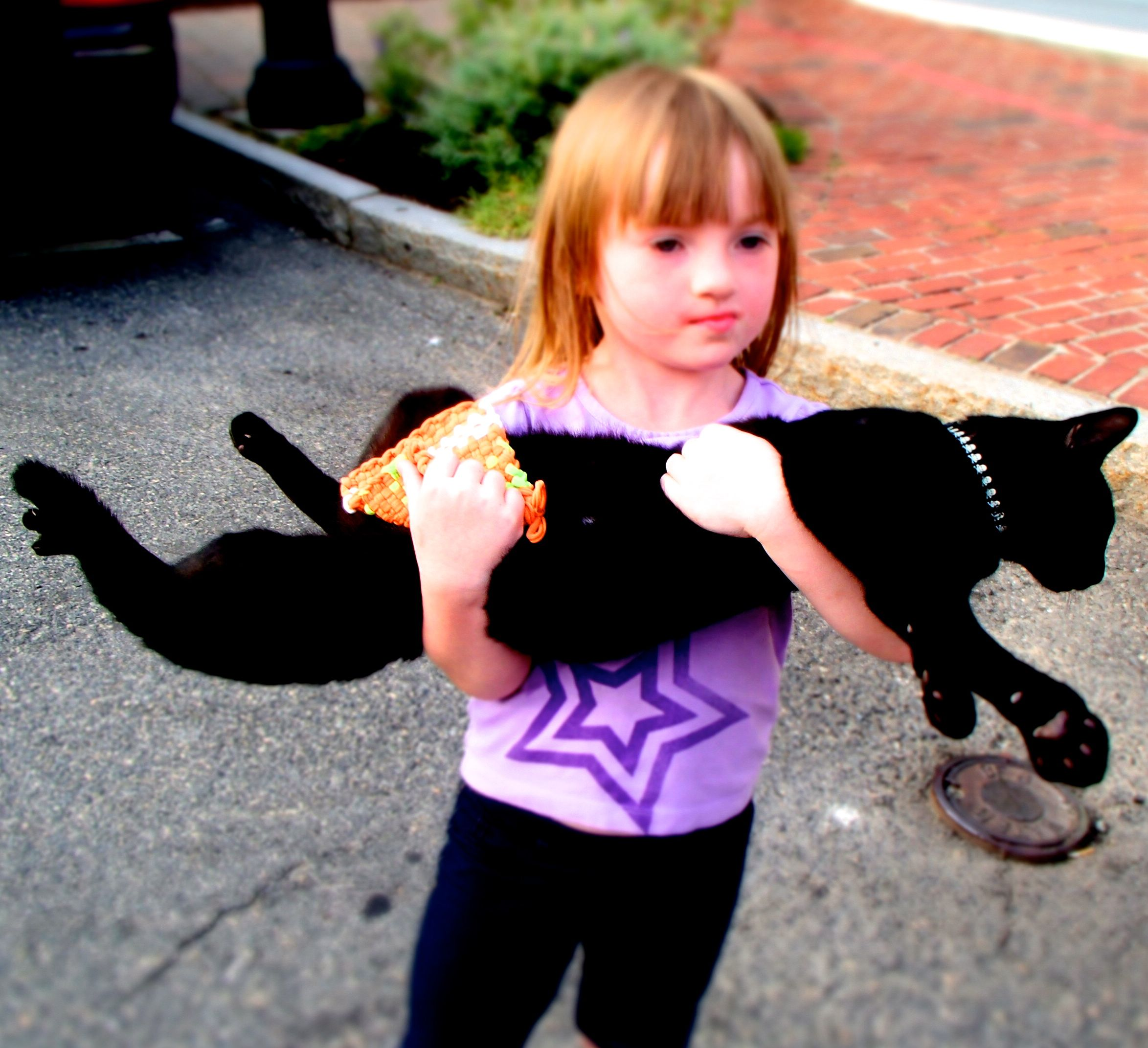 What Is The Black Cat Called From The Teenage Witch