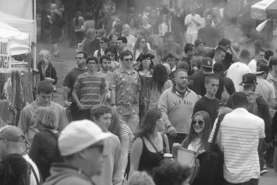 boston hemp fest 2013 crowd
