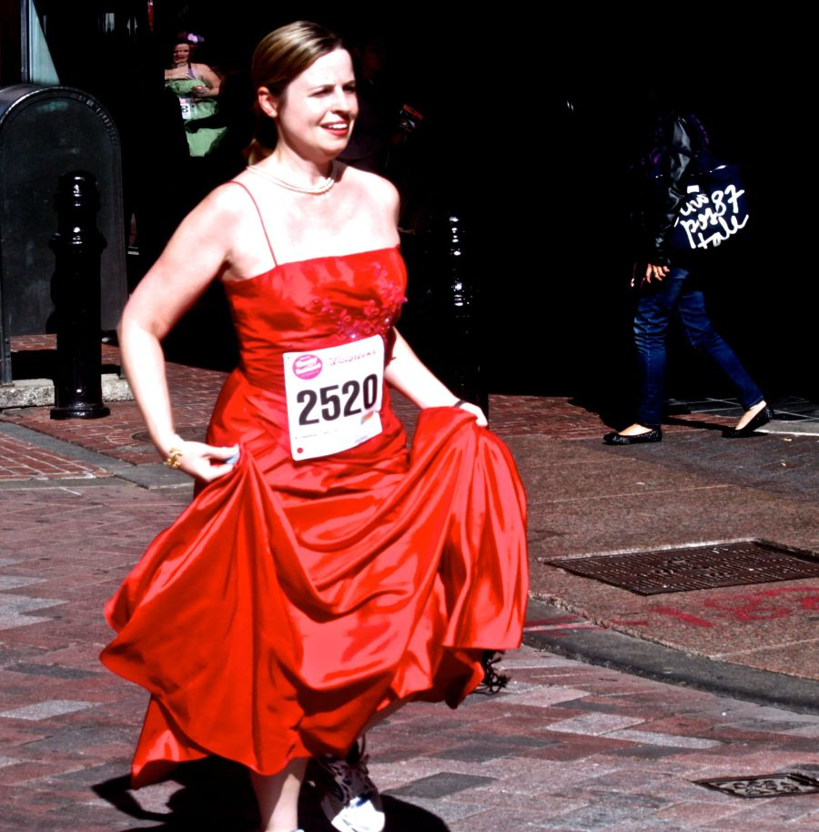 boston running with the bridesmaids 77