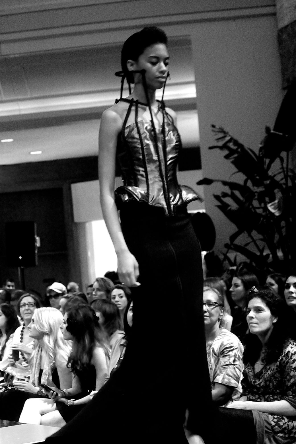 boston fashion week october 2 wired dress