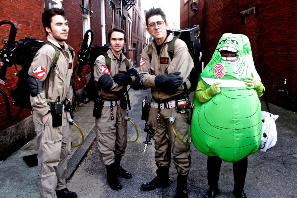 salem halloween 2013 ghostbusters