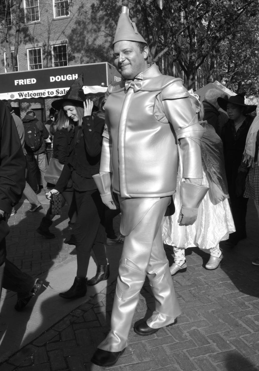 salem halloween 2013 tin man