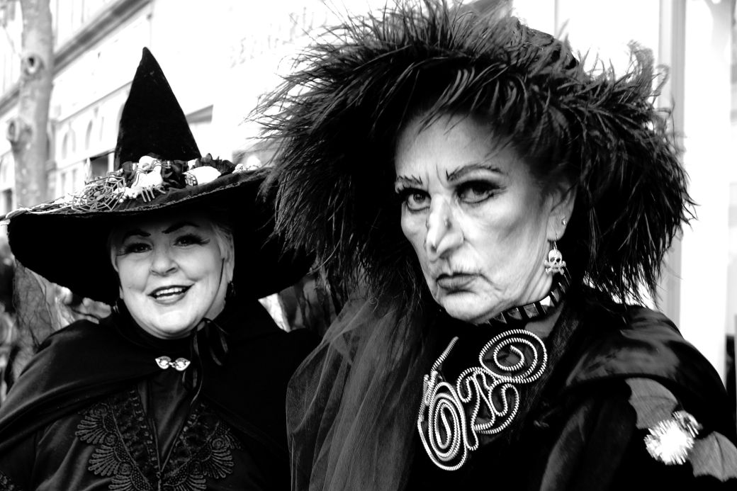 salem halloween 2013 witches