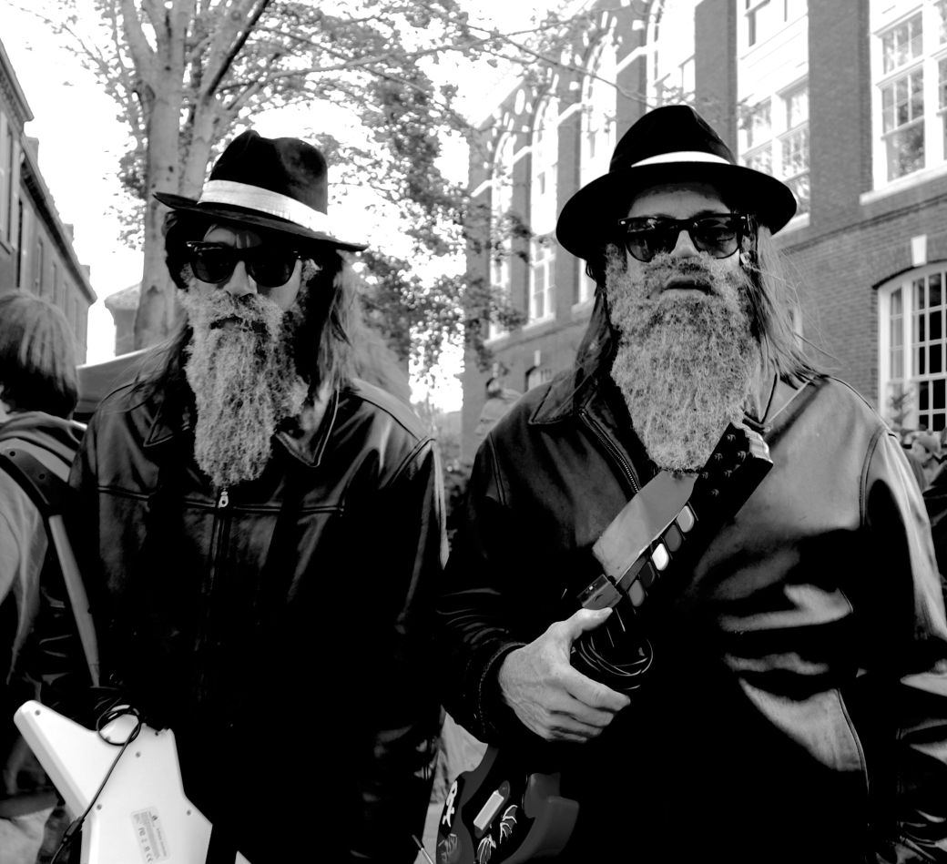 salem halloween 2013 zz top