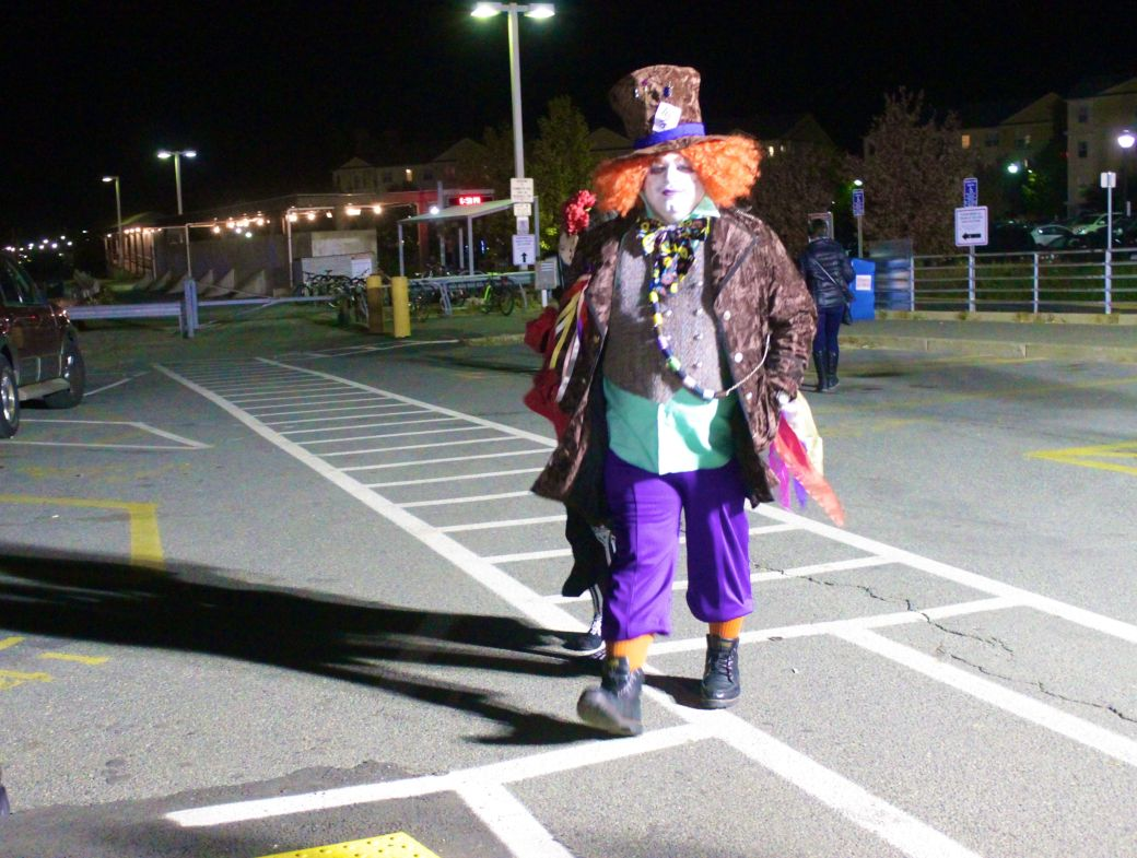salem halloween mad hatter dark