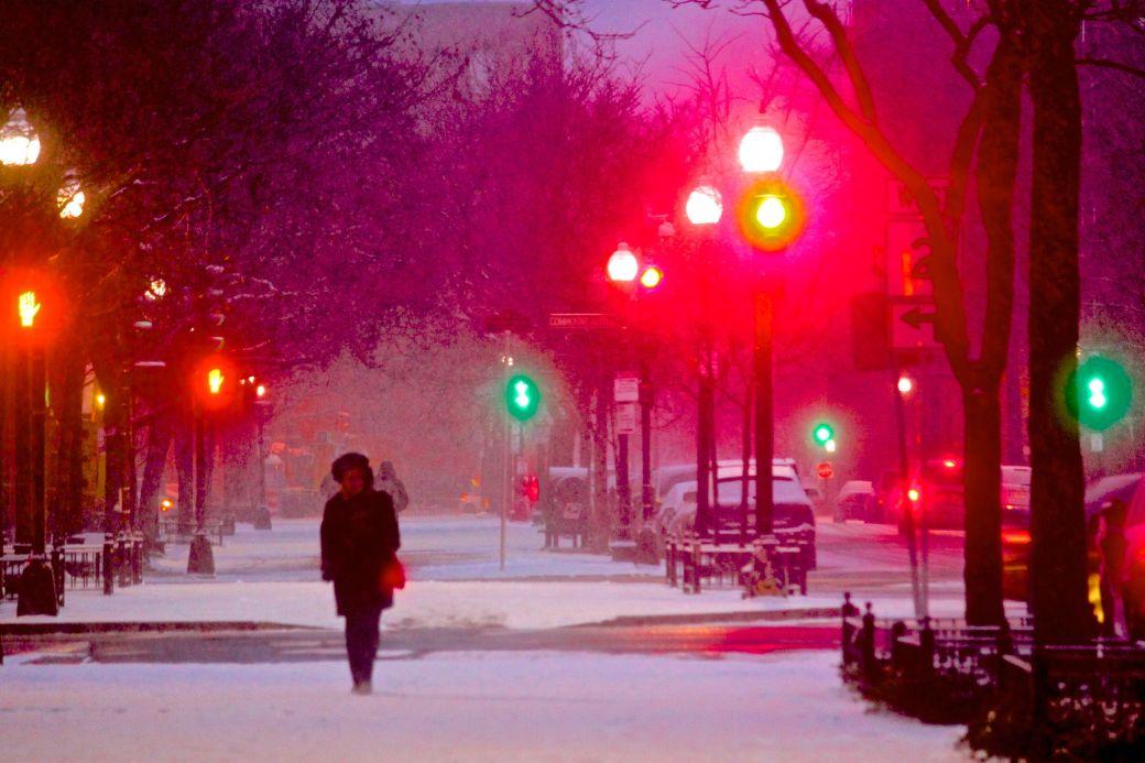 boston commonwealth avenue snow december 14 4