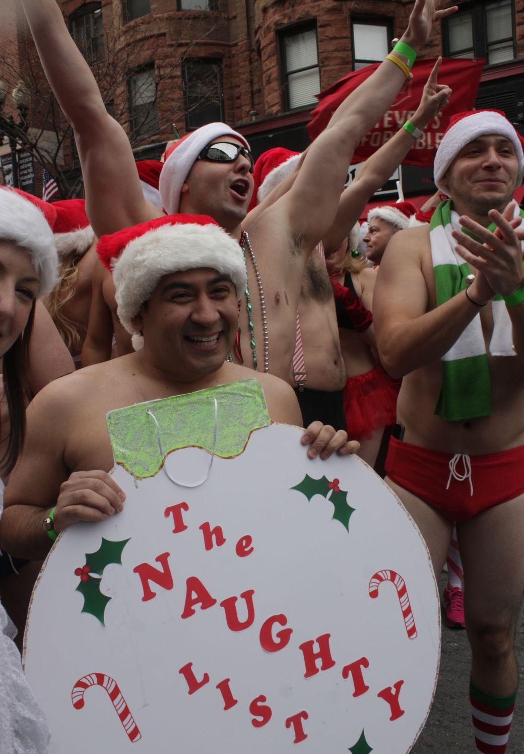 boston santa speedo run december 14 18