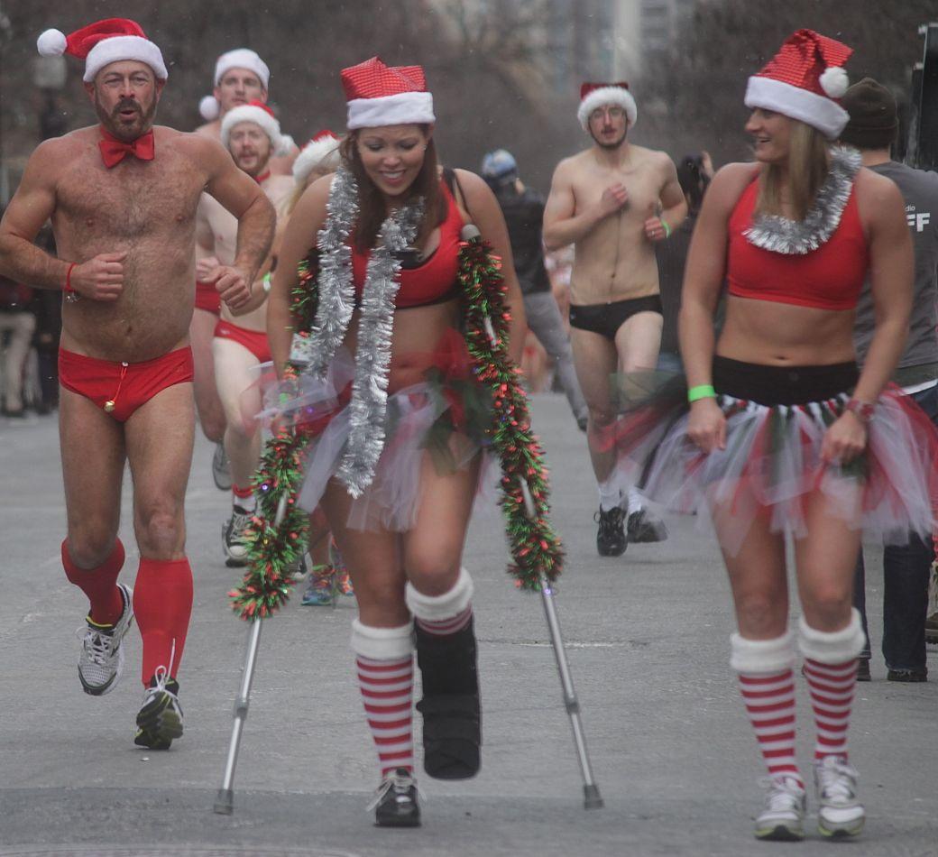 boston santa speedo run december 14 46