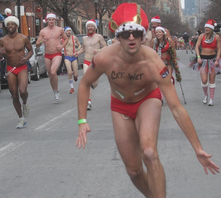 boston santa speedo run december 14 48
