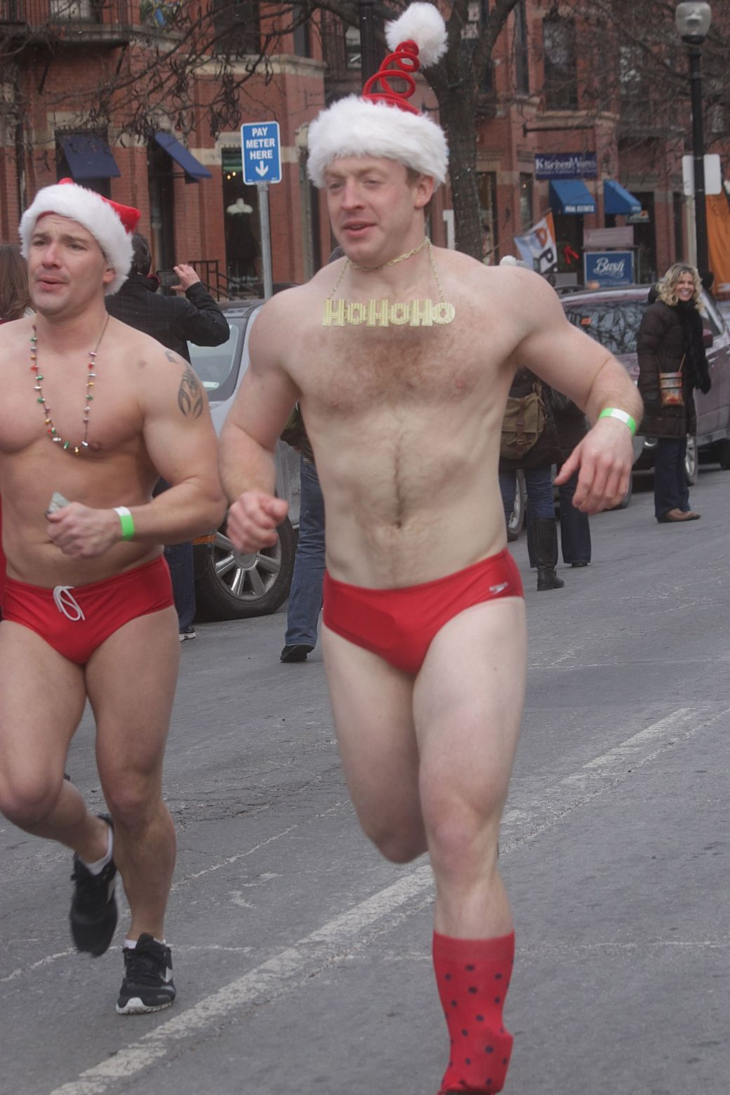 boston santa speedo run december 14 49