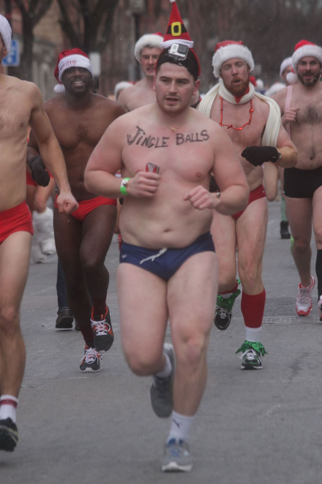 boston santa speedo run december 14 52