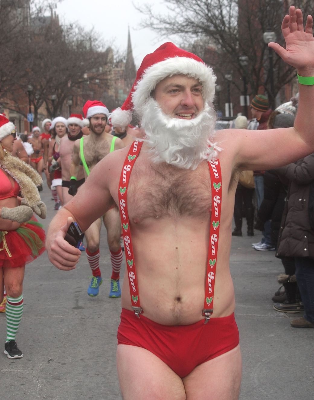boston santa speedo run december 14 59