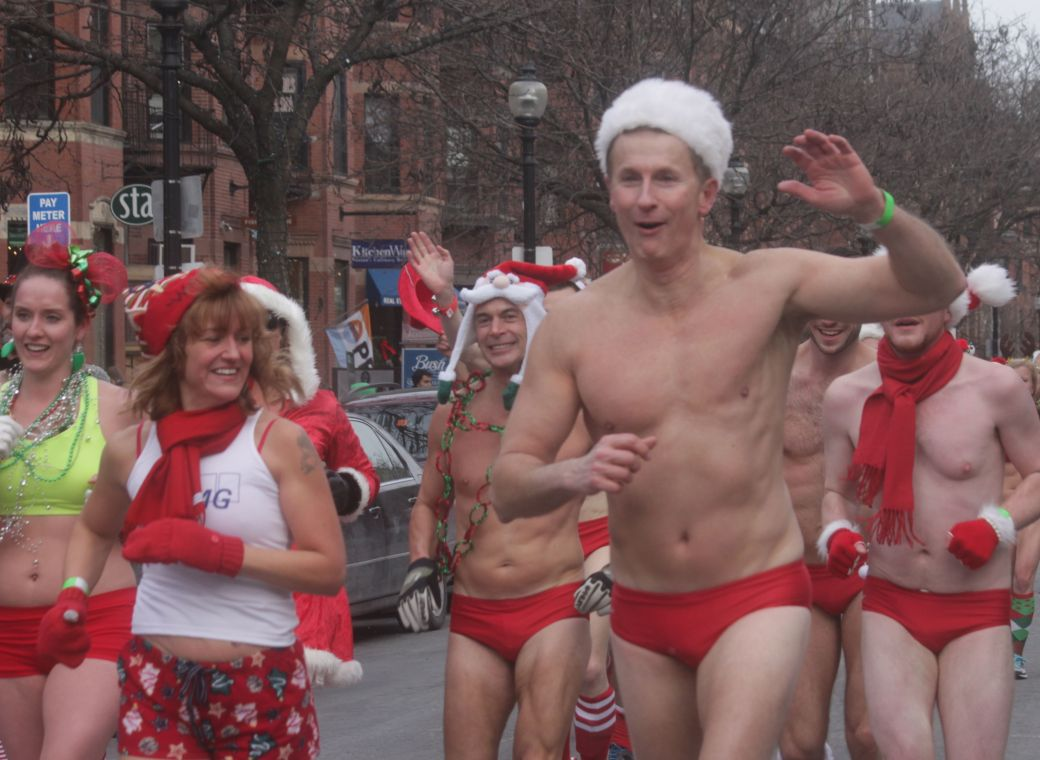 boston santa speedo run december 14 61