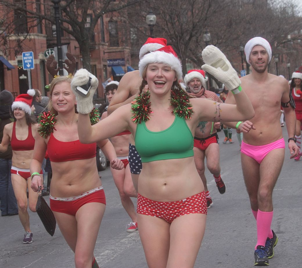 boston santa speedo run december 14 62