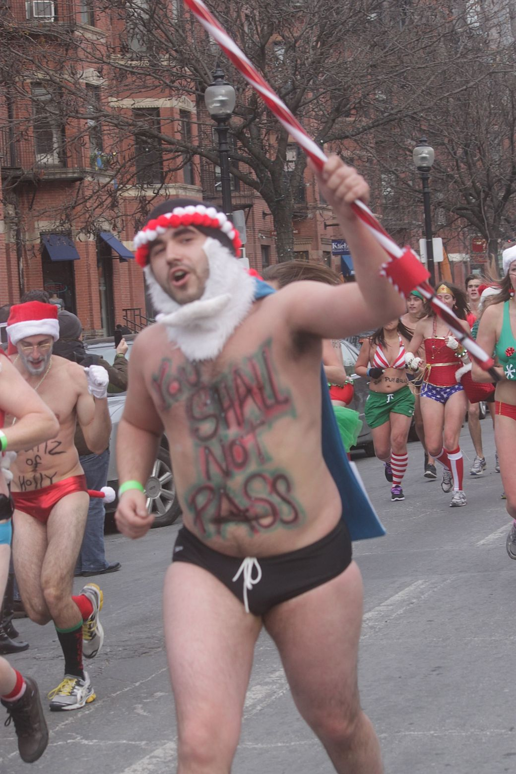 boston santa speedo run december 14 66