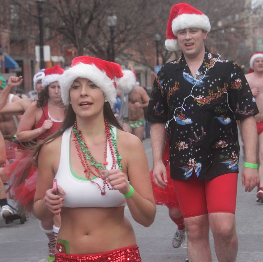 boston santa speedo run december 14 68