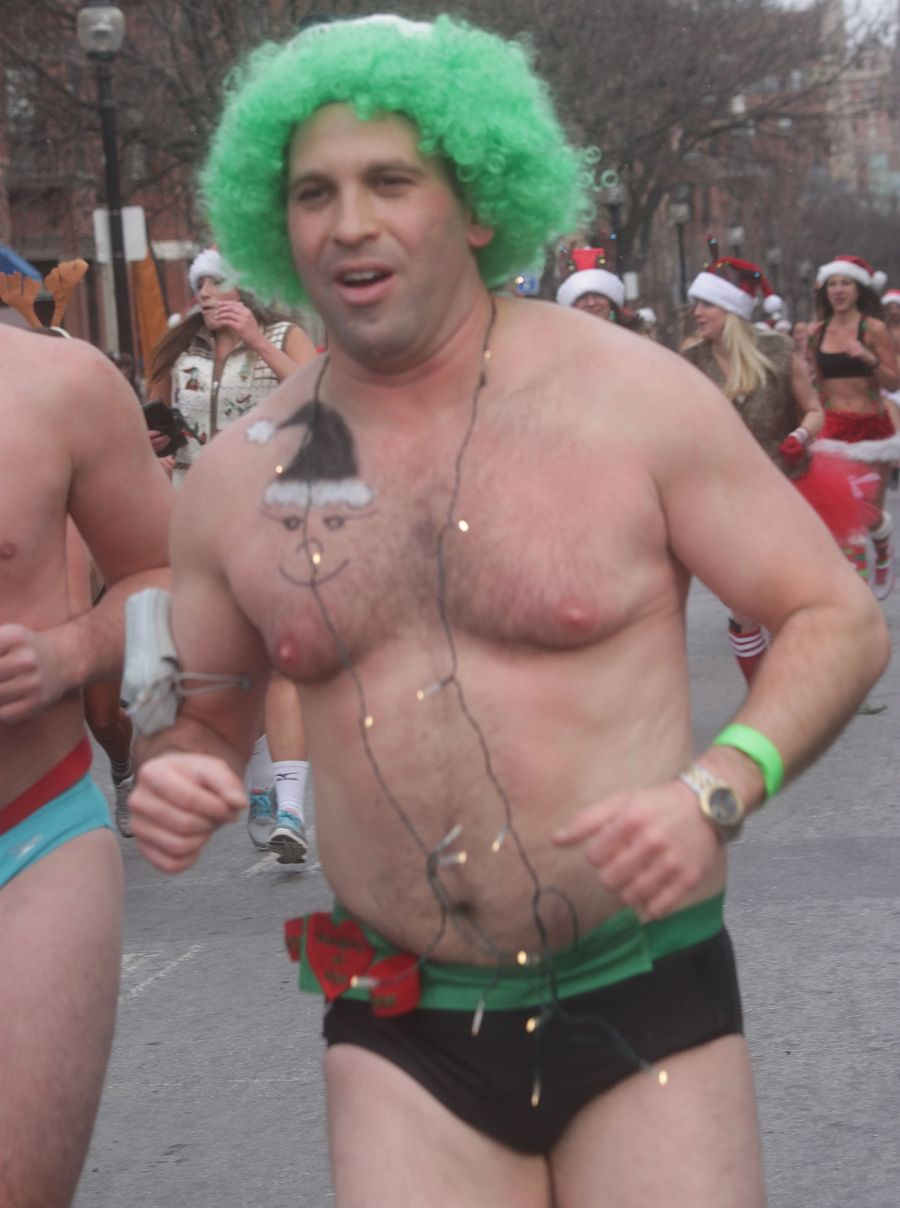boston santa speedo run december 14 72