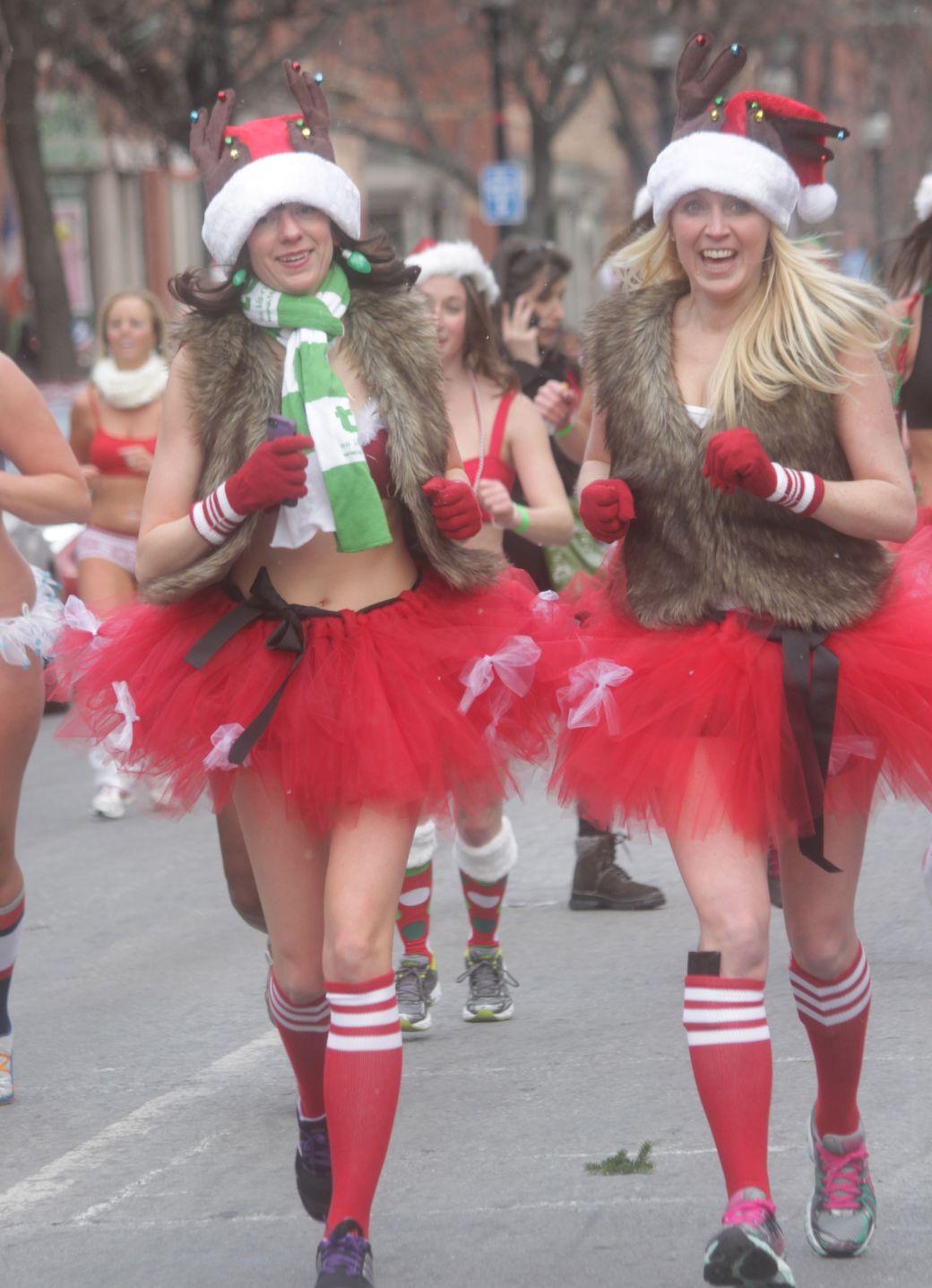 boston santa speedo run december 14 73