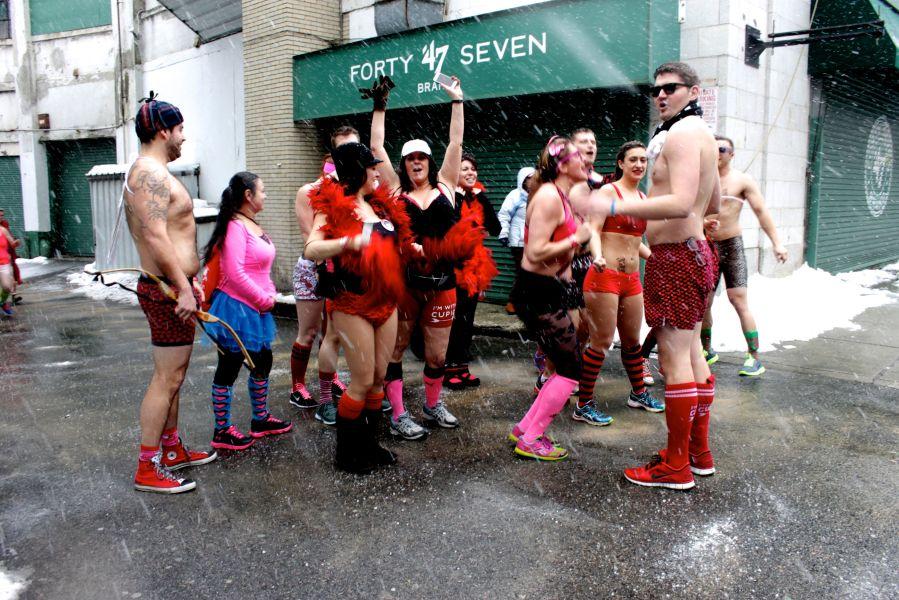 boston cupid undies run february 15 3