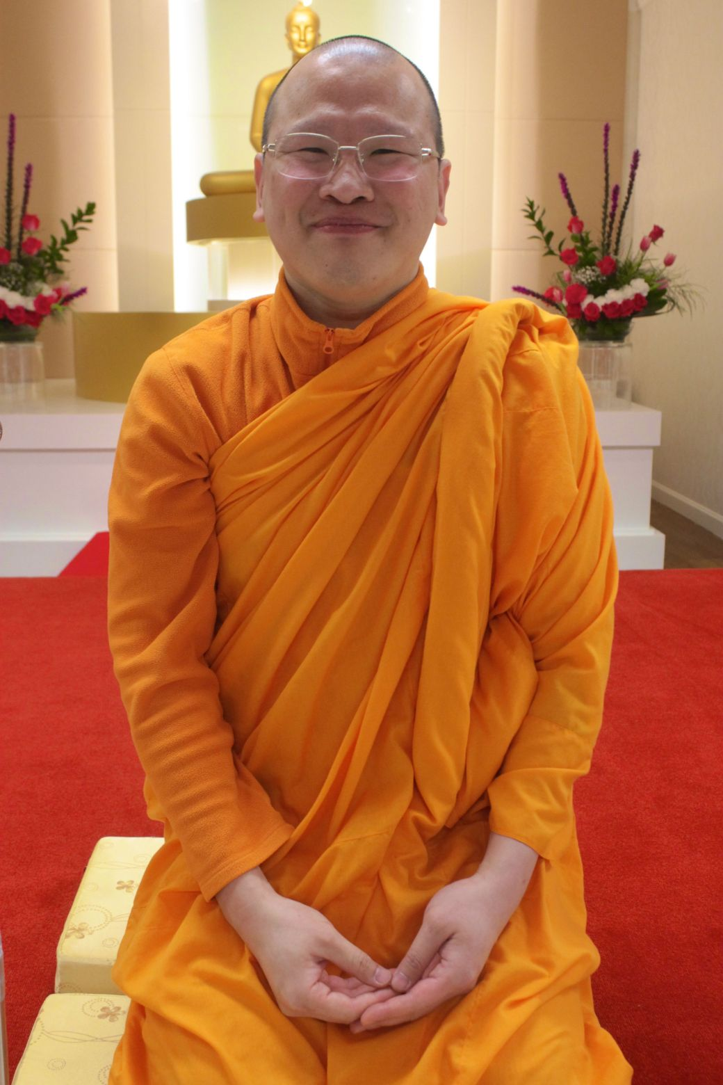 boston dhammakaya meditation center boston buddhist monk