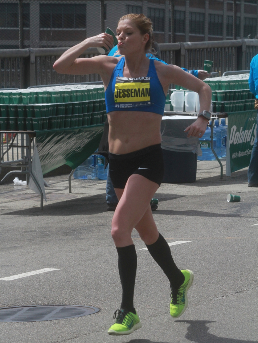 boston marathon april 21 beacon street elite runners jesseman 2