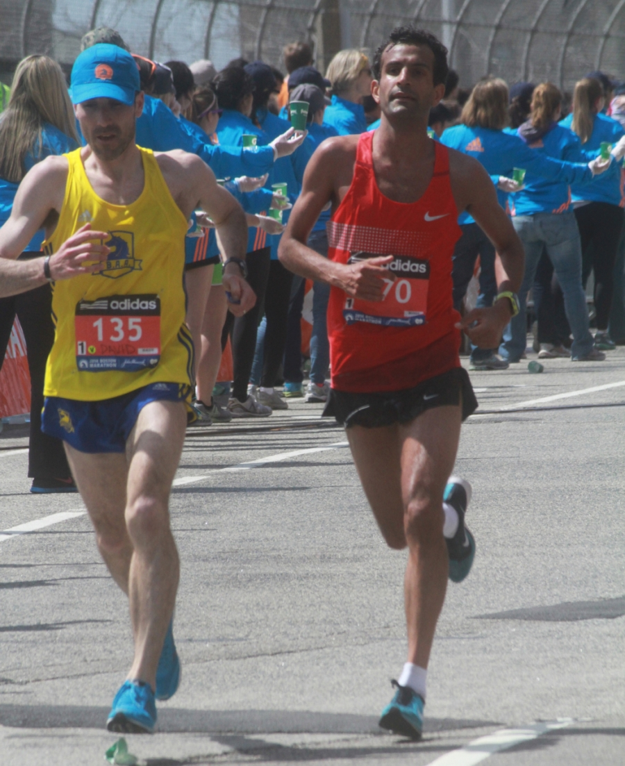 boston marathon april 21 beacon street number 135