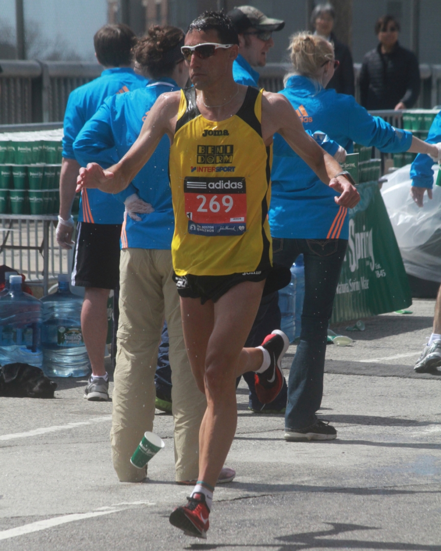 boston marathon april 21 beacon street number 269