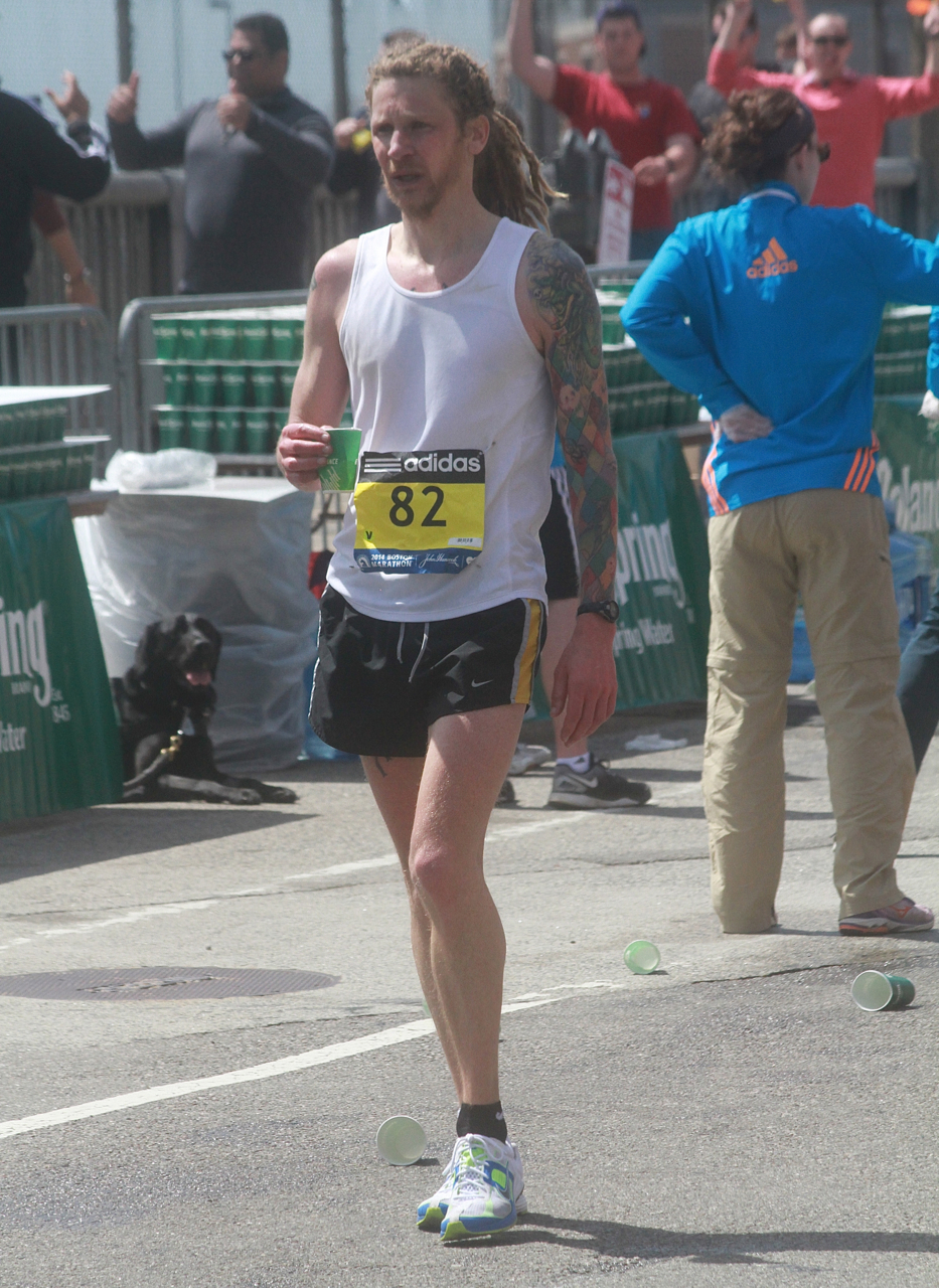 boston marathon april 21 beacon street number 82