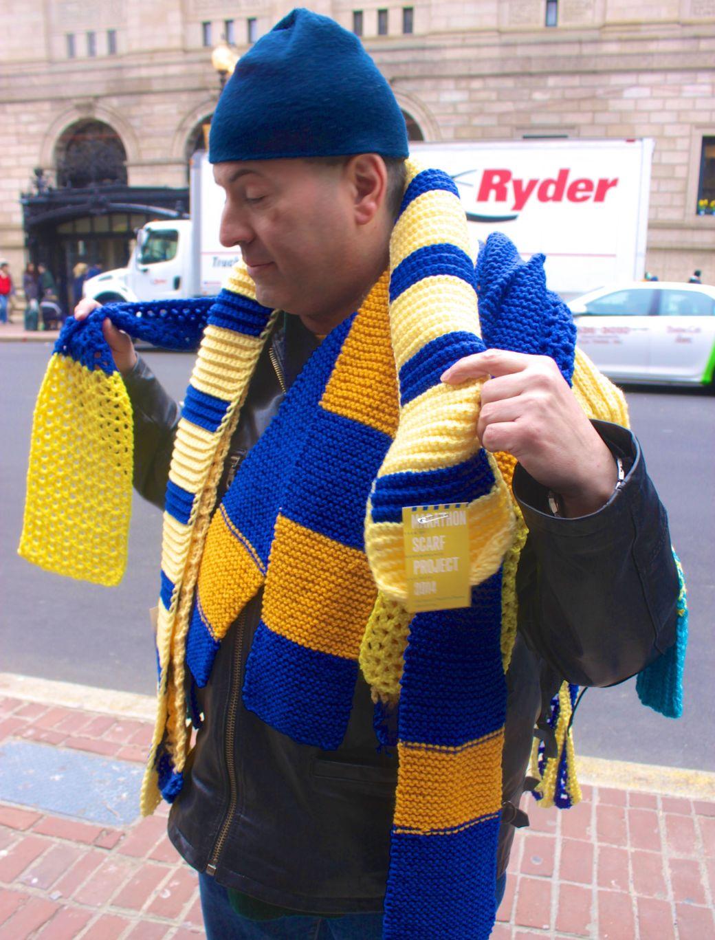 boston old south church marathon scarf distribution 7