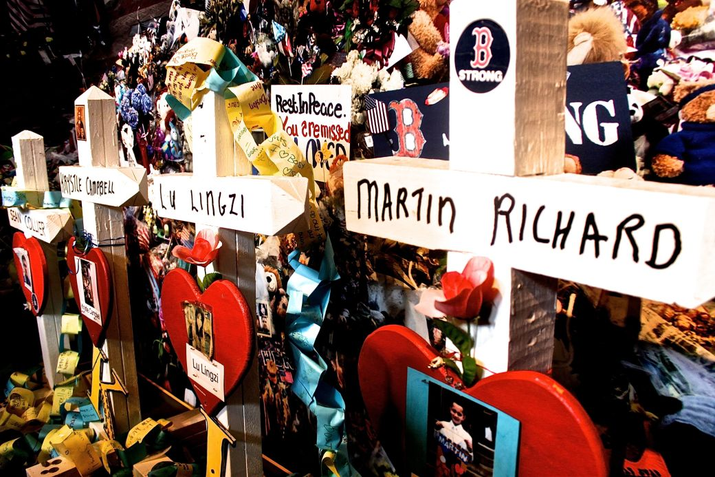 boston public library marathon bombing april 15 2013 exhibit 2