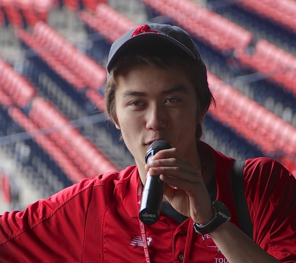 boston red sox tour guide 1