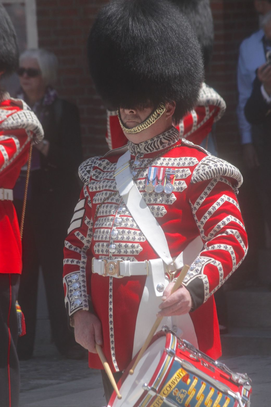 boston faneuil hall Honorable Artillery Company of London performance may 30 14
