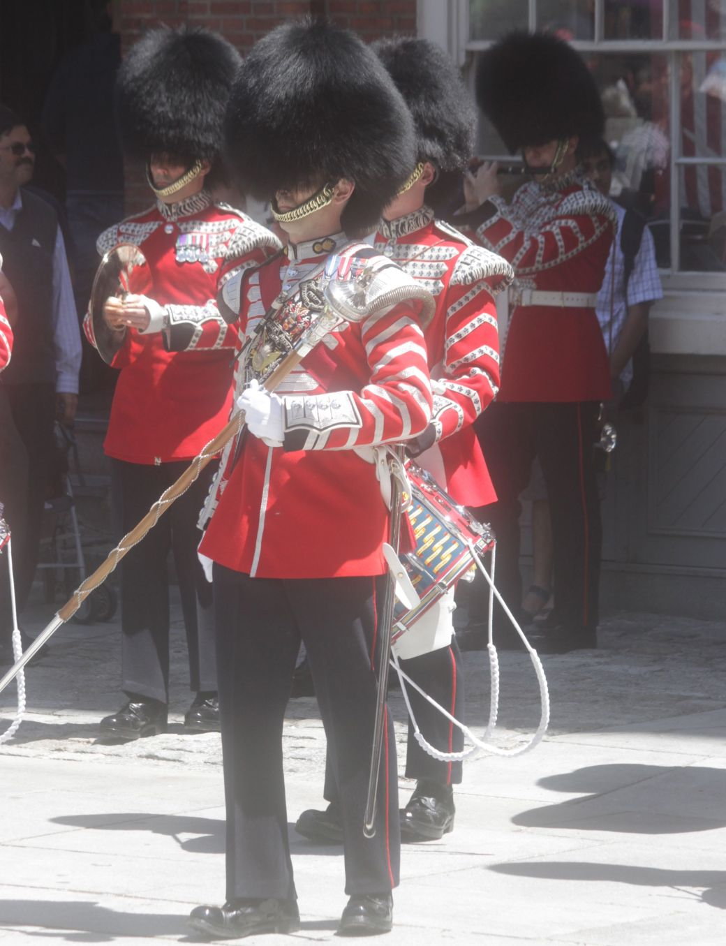 boston faneuil hall Honorable Artillery Company of London performance may 30 5