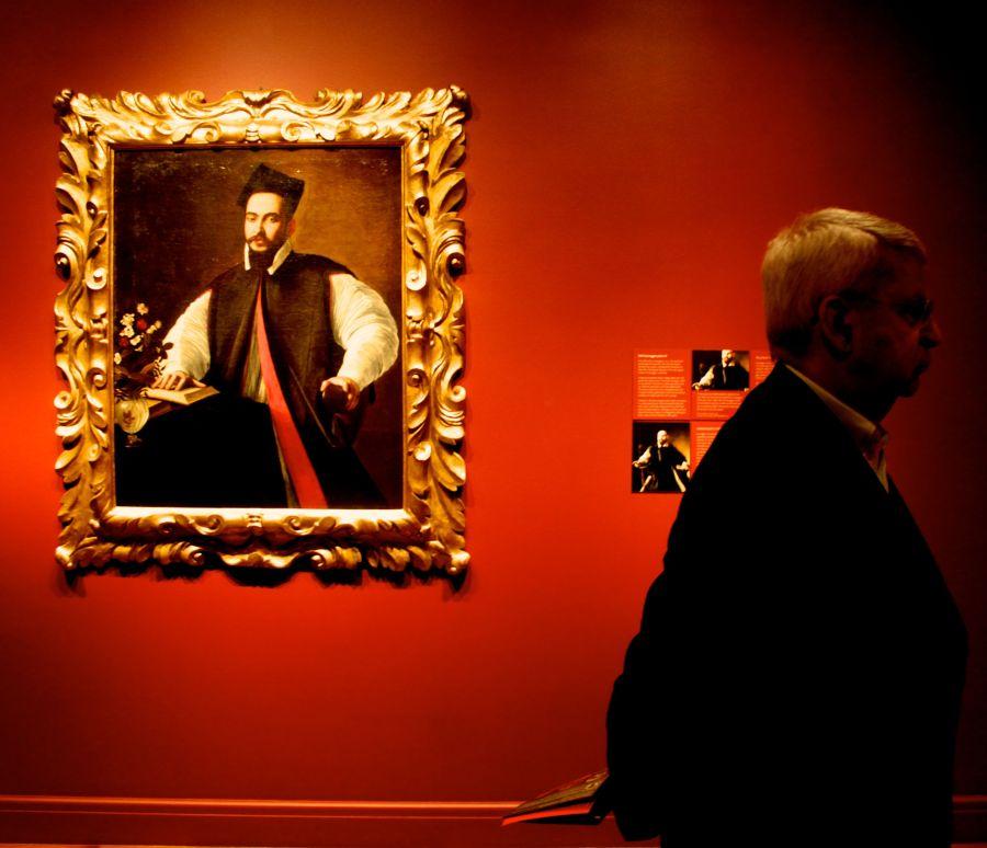 boston museum of fine arts caravaggio exhibit 2