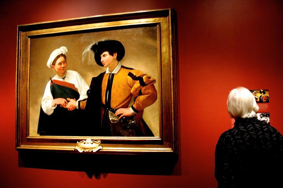 boston museum of fine arts caravaggio exhibit 4