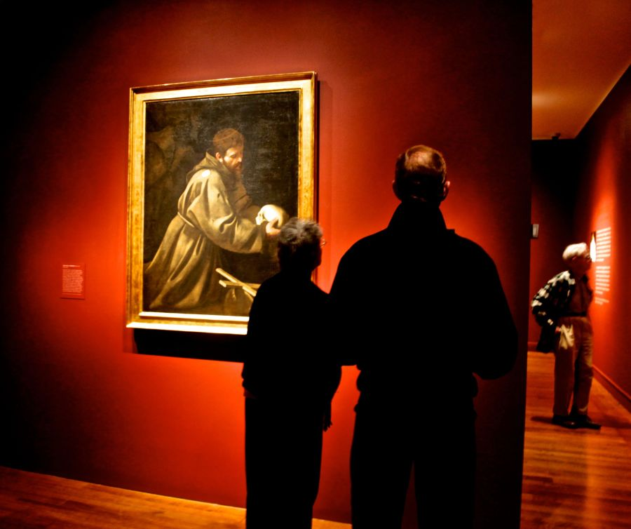 boston museum of fine arts caravaggio exhibit 5