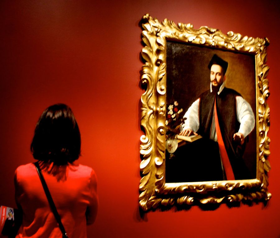 boston museum of fine arts caravaggio exhibit 6