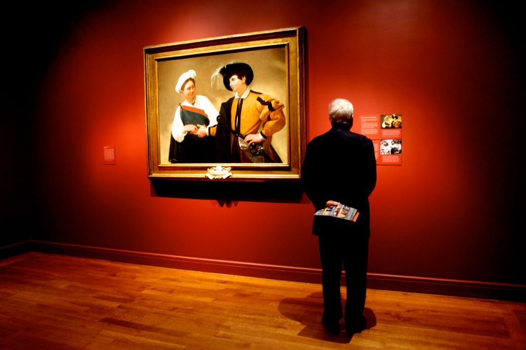 boston museum of fine arts caravaggio exhibit 7