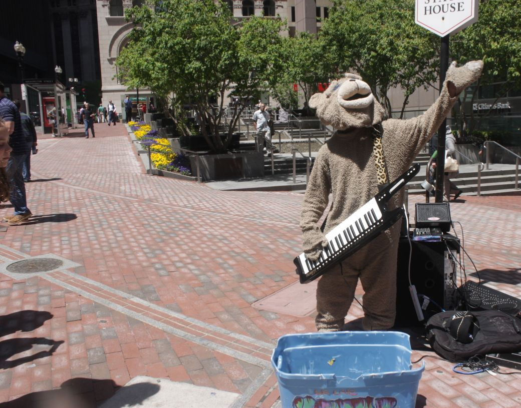 boston old state house keytar bear 3