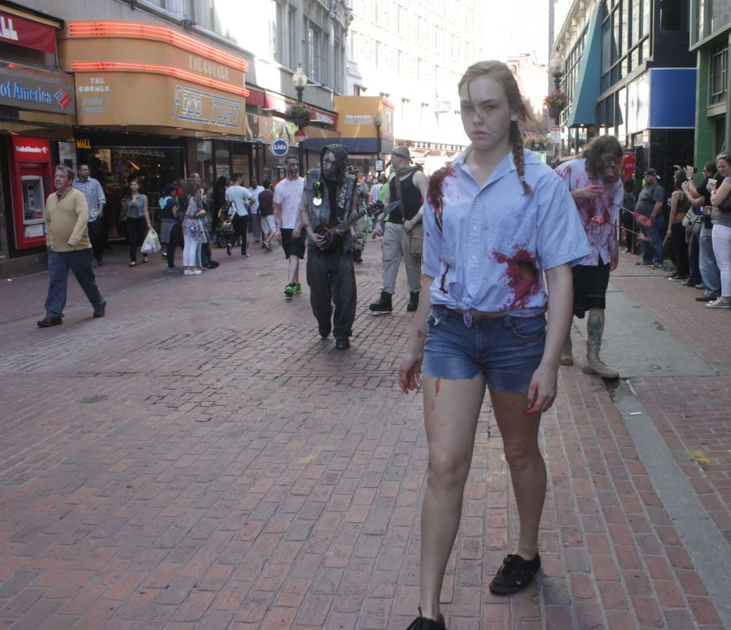 boston zombie walk may 17 17