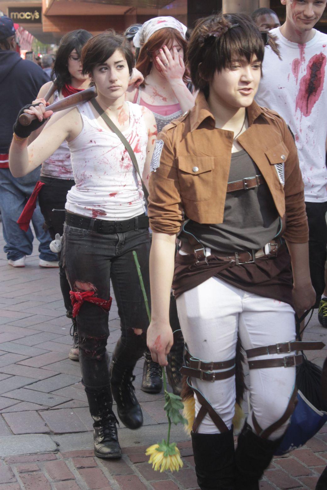boston zombie walk may 17 19