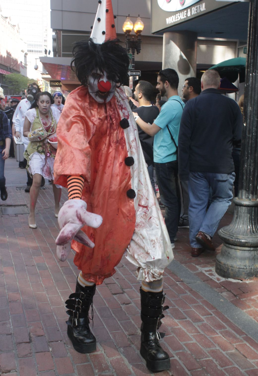 boston zombie walk may 17 21