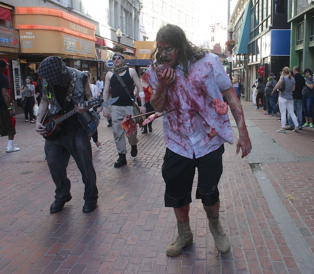 boston zombie walk may 17 26