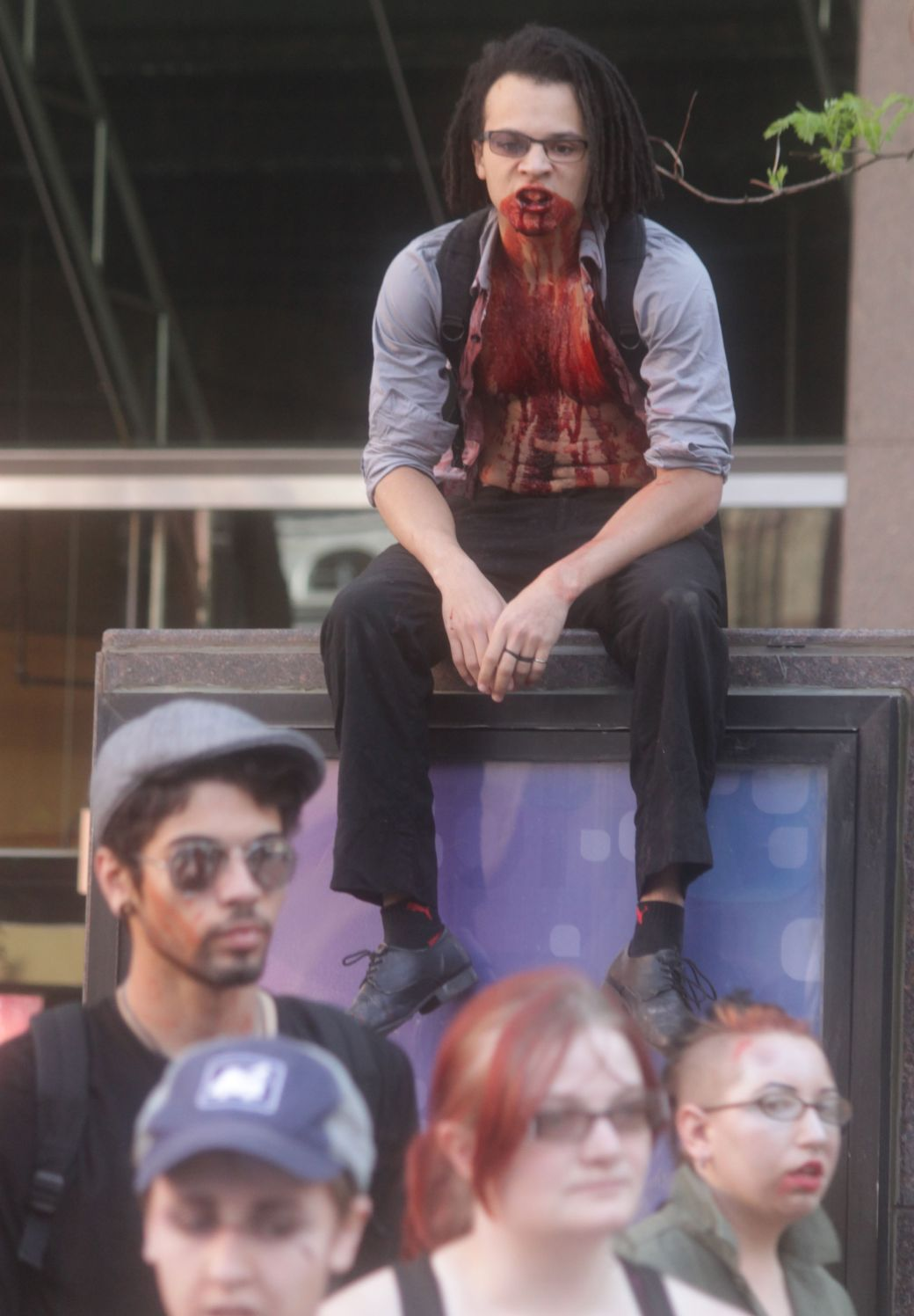 boston zombie walk may 17 3