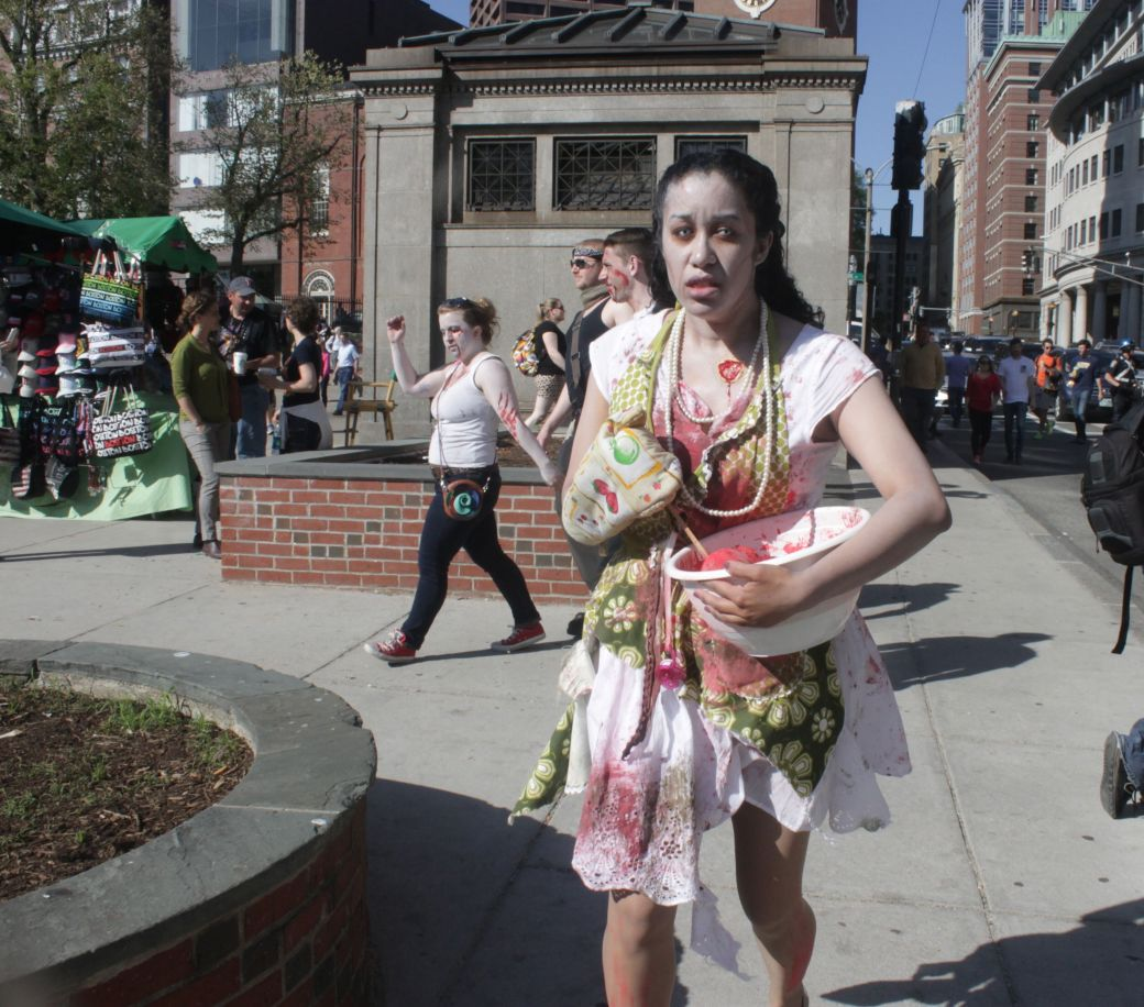 boston zombie walk may 17 30