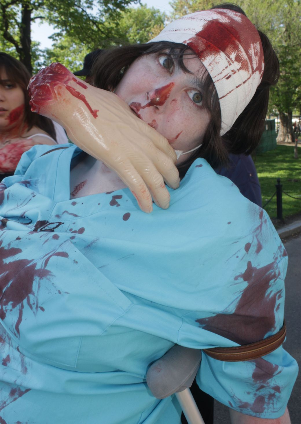 boston zombie walk may 17 33