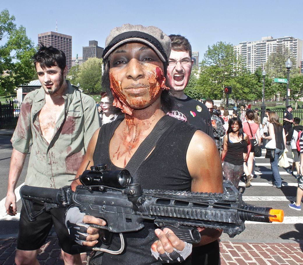 boston zombie walk may 17 40