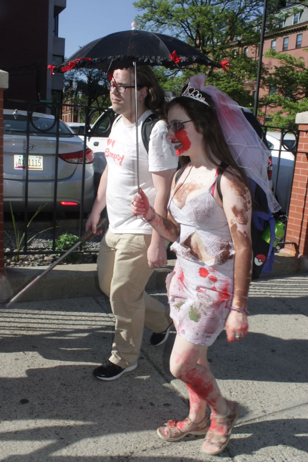 boston zombie walk may 17 69