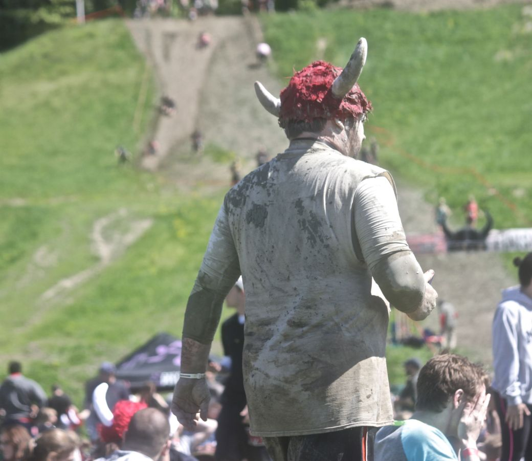 amesbury warrior dash may 31 10